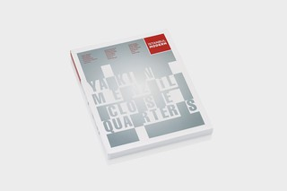 Catalog of the Close Quarters exhibition, Istanbul Modern Museum, 2013