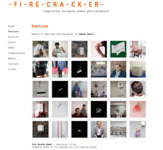 Fire Cracker: Photographer of the Month by Fiona Rogers