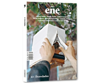 Ene Magazine, Cover Photograph, Spain October 2015